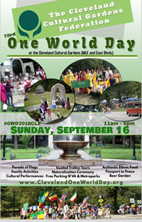 2018 One World Day Booklet