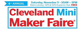 Cleveland Mini Maker Faire 2016