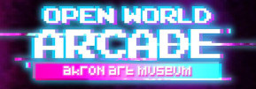 "Akron Art Museum ""Open World: Video Games & Contemporary Art"""