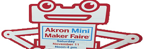Creatives Gather at Akron Library for Mini Maker Faire 2017