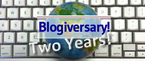 Blogiversary: Two