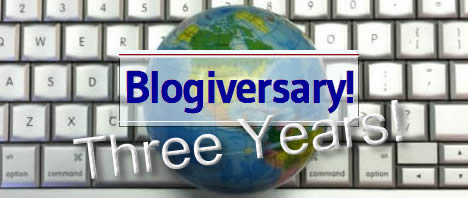Blogiversary: Three!
