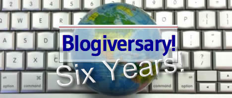 sosAssociates.com Blogiversary: Six!