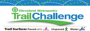 Cleveland Metroparks Inaugural Trail Challenge!