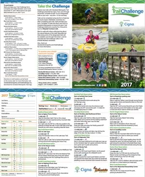 Trail Challenge Brochure
