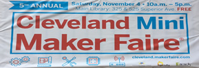 Maximum Fun at Mini Maker Faire 2017 - Cleveland's 5th Annual!