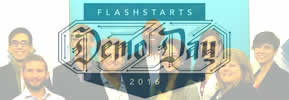 @Flashstarts Demo Day 2016 - #FSDDay