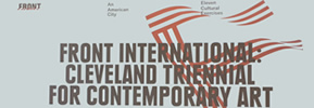 2) Monday, April 30, 2018 - Front International Cleveland Triennial for Contemporary Art Discussion at MidTown Tech Hive