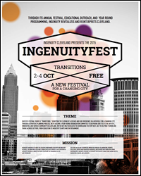 Read the IngenuityFest Program 2015