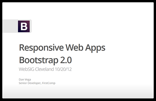 Bootstrap: Powerful & Easy HTML/CSS Templates