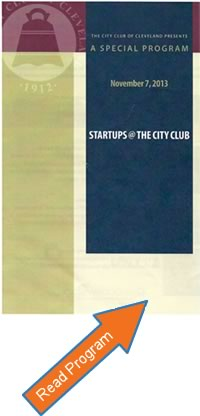 Startups @ The City Club