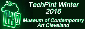 TechPint Winter 2016 at the Museum of Contemporary Art (MOCA) Cleveland