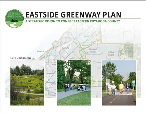 Eastside Greenway Plan: A Strategic Vision to Connect Eastern Cuyahoga County