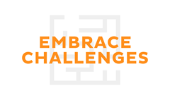 Embrace Challenges