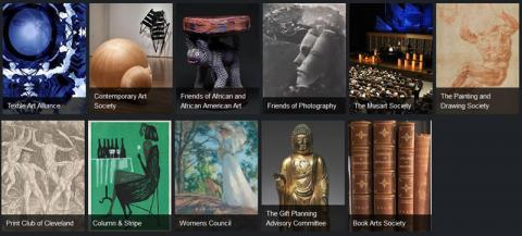 Affiliate Groups of The Cleveland Museum of Art