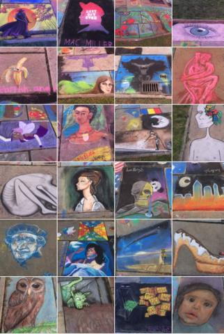 Cleveland Museum of Art's 29th Annual Chalk Festival