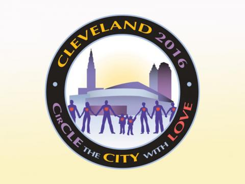 Circle The City With Love in Cleveland - Sunday, July 17, 2016