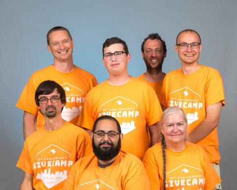Thank you, Cleveland GiveCamp 2019 Tech Floaters!