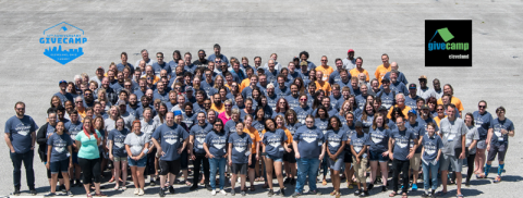 The great Cleveland GiveCamp 2019 – 10th Anniversary volunteers!