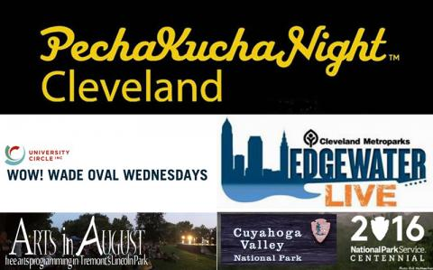 PechaKucha: Part of Five Days of Cleveland Creative Free Fun