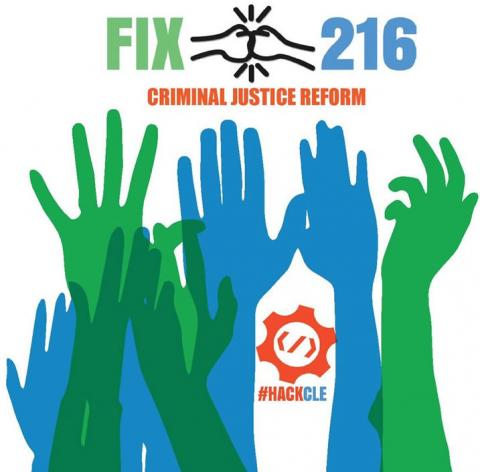 #Fix216: Criminal Justice Reform Scope-A-Thon