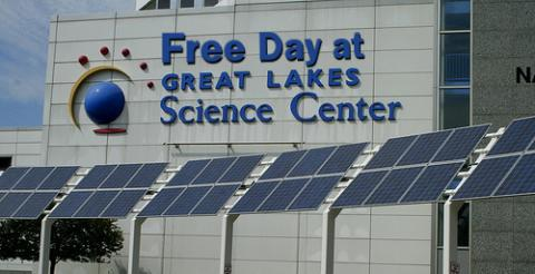 FREE! Great Lakes Science Center