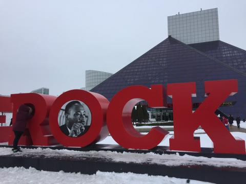 Martin Luther King, Jr. Day at the Rock & Roll Hall of Fame and Museum