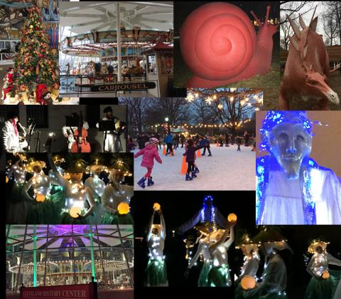 360 Degrees of Holiday Fun - University Circle's 23rd Annual Holiday CircleFest