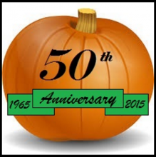 Pumpkinville's 50th anniversary year!