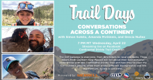 Conversations Across a Continent with Continental Divide Trail Coalition Members
