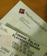 "Note the new name: ""Connor Palace"""
