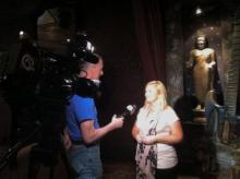 Denise Polverine @DeniseP interview for @WEWS TV-5