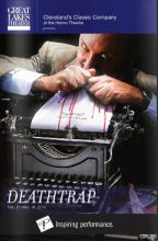 Great Lakes Theater Deathtrap Playbill 2014