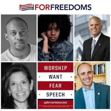 For Freedoms: MOCA Cleveland Town Hall Discussion