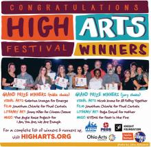 High Arts Festival Akron 2018 Winner