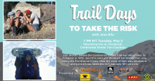 Virtual Trail Days: The First Women to Hike the Continental Divide with Jean Ella Smith