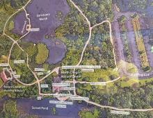 North Chagrin Reservation Party At The Pond Activities Map