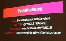 PechaKucha Night Cleveland Social Media & Web