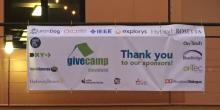 Thank you to Cleveland GiveCamp 2015 sponsors!