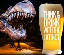 Cleveland Museum of Natural History's Think & Drink with the Extinct