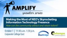Amplify Speaker Series - Technology Luncheon